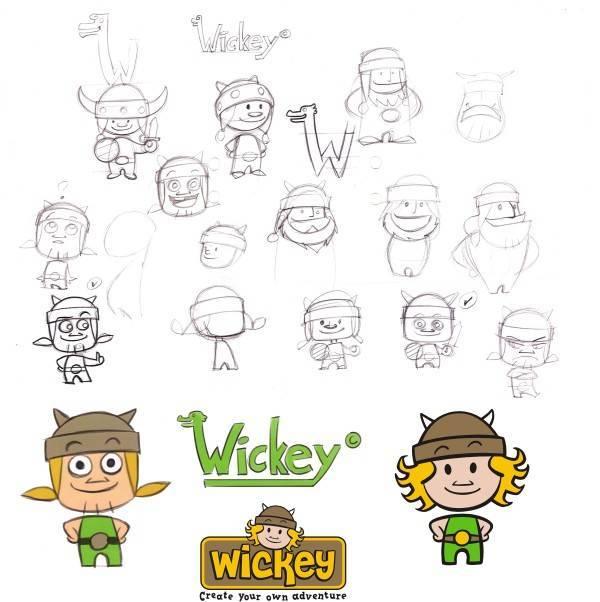 Wickey Geburt